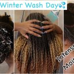 Intense Moisture Retention Winter Wash Day Routine For Hair Growth | Natural Hair [Video]