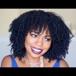 NATURAL HAIR PRODUCTS UNDER 4$: Wash and Go Tutorial and Review [Video]