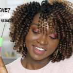 Natural Looking Crochet Protective Style [Video]