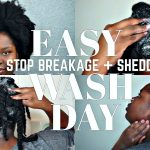 NO MORE BREAKAGE OR EXCESS SHEDDING, THINNING DURING WASH DAY [Video]