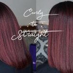 3c/4a Natural Hair | How I Straighten/Flat Iron *UPDATED* [Video]