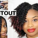 NATURAL HAIR DEFINED TWISTOUT TUTORIAL [Video]