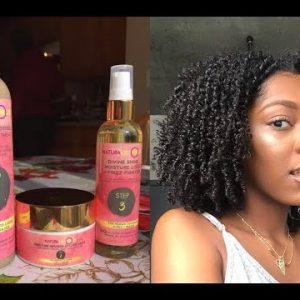 Natural hair: 30 MINUTE WASH DAY | NATURALICIOUS [Video]