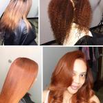 Custom color process via @dreamchasin_hair