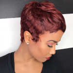Cute cut and color @msklarie