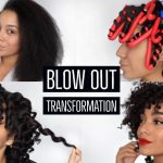 Blow Out Transformation feat. Creme of Nature | Natural Hair [Video]