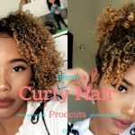 Bomb Product Combos for Fine Curly Hair [Video]