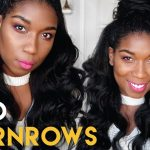 Glamorous Protective Hairstyle w/ Clip-In Extensions – NO CORNROWS | Natural Hair [Video]
