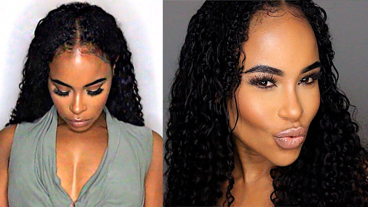 How To Do A Quickpronto Weave Protect Your Natural Hair Very