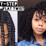 How To | Flat Twist Out on Natural Hair | Cool Calm Curly [Video]