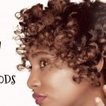 How to Flexi Rod Set | Natural Hair | Horseshoe Method [video]