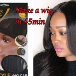 Make a Custom Wig in 45 min! [Video]