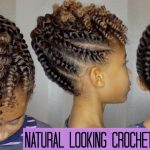 Kids Protective Hairstyle With Crochet Braids [Video]