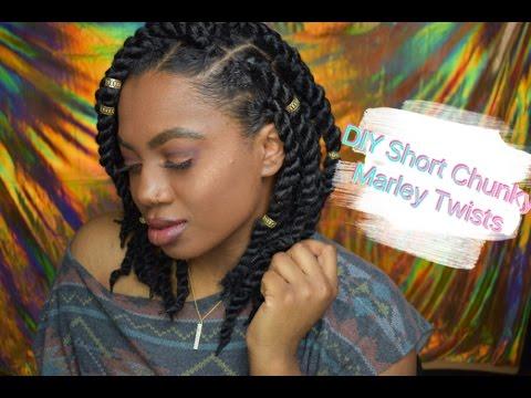 Hair Growth Vitamins >> Marley Twists, Long vs Short! [Video] - Black Hair Information
