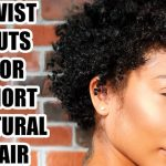 TWIST-OUTS for SHORT NATURAL HAIR + BEGINNER FRIENDLY [Video]