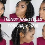 CUTE TRENDY HAIRSTYLES FOR CURLY HAIR [Video]