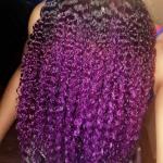 Texture x Purple @inhale_mycurls