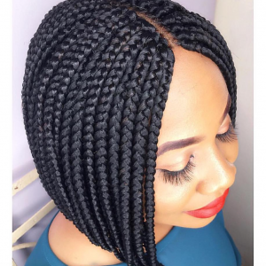 Sleek box braids @starqualitystylez