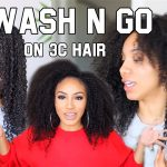 Defined Wash'n Go on Dry, Damaged, Natural Hair?! HOW SWAY!? [Video]