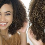 Defined,Gel-Free Wash N Go on Natural Hair [Video]
