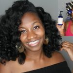 FLEXI RODS ON DRY NATURAL HAIR [Video]