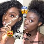 How to install your 360 Frontal wig at home
