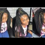 Light Crochet Box Braids For Kids [Video]