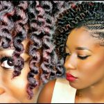 Full Wash & Style With Defined Twist Out [Video]