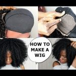 QUICK & EASY Valentine's Day Hairstyles 2018 – HOW TO MAKE A WIG TUTORIAL FOR BEGINNERS [Video]