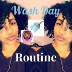 Natural Hair | Fall Wash Day Routine