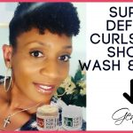 Super Define Curls For Short Natural 4b And 4c Hair