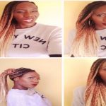 Trying Blond Ombre Individual Box Braids w/ Dark Skin! | Crochet