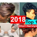 TOP 100 SHORT HAIRSTYLES 2018 [Video]