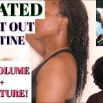 UPDATED TWIST OUT ROUTINE | SUPER DEFINED + VOLUME For FINE NATURAL HAIR [Video]