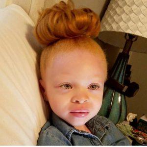 Little Redhead Cutie