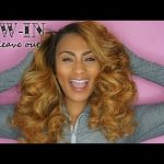 Sew-In Weave with a Leave Out [Video]