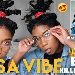 #MuseumBae ERIK KILLMONGER Inspired Hair – Black Panther Hairstyle [Video]
