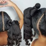 SWEET BOWS & PONYTAILS- HAIRSTYLE FOR GIRLS