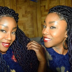 How to make a Crochet Faux Loc Wig [Video]