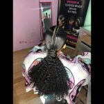 Low Brazilian Curly Ponytail Tutorial [Video]