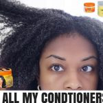 What Mixing All My Deep Conditioners Did To My Natural Hair [Video]