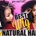 It Looks So Natural! How to Style Cheap Synthetic U-Part Wig [Video]