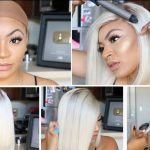 Very Detailed Step By Step How To Cut & Install A Bob Wig [Video]