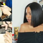 Watch me Install and prepare My Lace Closure Bob [Video]