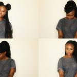 10 Ways To Style Box Braids