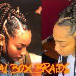 Grownish Large Tribal Box Braids [Video]