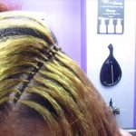 Goddess Braids The Crochet Way! Easier Than Feed-In Braids [Video]