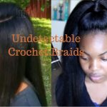 Straight Crochet Braids Never Looked So Natural!! [Video]