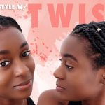 Quick & Easy Protective Style for Short Natural Hair – 2 Strand Twist Style [Video]