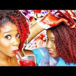 I Made Real Hair Dye from Kool Aid!! *not clickbait!!* [Video]